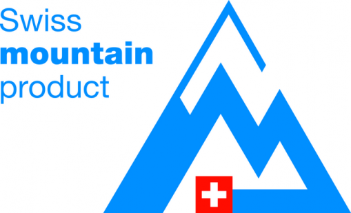 logo: Swiss mountain product