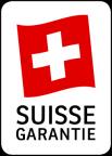 logo: Suisse garantie